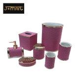 Accessorio di ceramica di lusso della stanza da bagno con l'insieme 7PCS