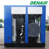 100 % Transmission type à aimant permanent de la vis du compresseur avec de l'air/Deux stade unique