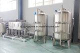 Automatische Haustier-Flaschen-flüssiger Saft Bevevrage waschender füllender mit einer Kappe bedeckender Abfüllanlage-Produktionszweig des Geräten-3 in-1 von 2000bph zu 20000bph a bis Z