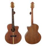 Guitarra acústica havaiana de Koa dos instrumentos musicais para a venda por atacado