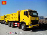 Sinotruk goldene Kipper-Lastkraftwagen mit Kippvorrichtung des Prinz-Brand