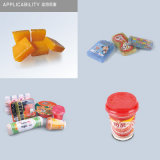 Automatische kosmetische Shrink-Verpackungsmaschine