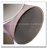 Resistente al desgaste del tubo de cromo con soldadura interior