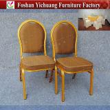 Cadeira da mobília do restaurante da tela de Brown na venda quente Yc-Zl13-36