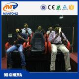 大きいブランドプロジェクターが付いている5D 7D 9d 12Dの映画館