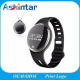 Bluetooth 4.0 intelligentes Wristband-wasserdichtes Sport-Eignung-Verfolger-Pedometer-intelligentes Armband