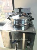 Kleine Gegenoberseite-Druck-Bratpfanne 15 Liter Öl-Kapazitäts-