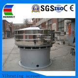 Triagem de vibração rotativo de alta eficiência da máquina com dispositivo de esmagamento