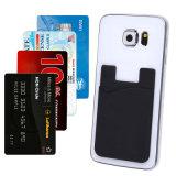 La impresión de logotipo Universal 3m espalda adhesivo de silicona pegajosa Celular Smart Card, tarjeta bancaria, tarjeta de identificación, tarjetas de nombre de los titulares de bolsa,