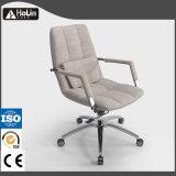 Conjunto de mobiliário de escritório moderno Cadeira de Lazer Giratório de tecido