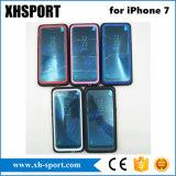 Caso a prueba de polvo impermeable de la cubierta del teléfono 2017 para el iPhone 7