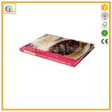 Servicio de impresión del libro del café de la alta calidad (OEM-GL014)