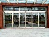 De automatische Schuifdeur van het Glas, de Glijdende Deur van het Glas