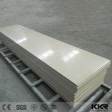 Strato di superficie solido acrilico bianco di qualità del commercio all'ingrosso del materiale da costruzione