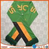 Персонализированный шарф печатание футбола клуба футбола картины логоса