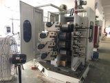 Máquina de impresión en offset del tazón de fuente de la taza de 6 colores