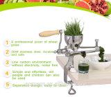 Juicer vegetal do vegetal da máquina de pressão do agregado familiar da boa qualidade