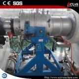 Belüftung-elektrisches Rohr-Rohr-Extruder-Maschine