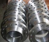 Pipefitting cuello de la soldadura de acero al carbono brida ANSI 2500#