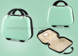OEM ABS maken Koffer van het Geval van het Handvat van de Reis de Kosmetische waterdicht