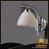 Lampe de mur en verre moderne chaude de fer (BX-0594/1)