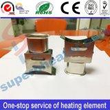 Base électrique de trou de l'acier inoxydable deux de fiche de température élevée d'appareils