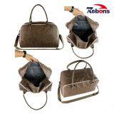 PU Craft Duffel Designer дорожная сумка Spotrs из натуральной кожи для мужчин
