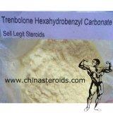 23454-33-3 análisis del carbonato el 99% de Trenbolone Hexahydrobenzyl del polvo de los esteroides anabólicos