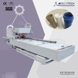 Máquina gemela del estirador del tubo del PVC del tornillo