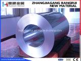 Feux d'acier galvanisé à chaud de la bobine de tôle en acier galvanisé
