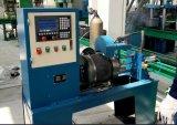 半自動スクリーン制御LPGシリンダー底リングの溶接機