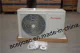 Tipo rachado condicionador de ar da parede da eficiência elevada R410A