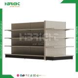 Gondel-Regal-Supermarkt-Bildschirmanzeige-Fach der kalten Stahlplatte