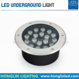 Het LEIDENE Openlucht Ondergrondse Licht Gekenmerkte Product van de Tuin 5W