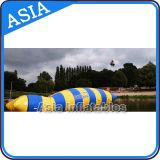 Big Colorful Lake Bloqueio inflável Blob, Inflável Água Blob Body Launcher Inflável Água Escalada