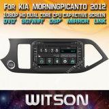 Witson Windows radio pour lecteur de DVD stéréo Kia Picanto 2012 Matin