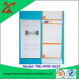 Etiqueta de la frecuencia ultraelevada RFID de la etiqueta 860-960MHz de la ropa de RFID