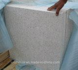 Perle de matériaux de construction en granit blanc carreaux de pavage des tuiles de plancher