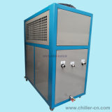 Portátil de 3 toneladas de circuito cerrado de enfriado por aire Chiller