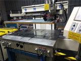 Une machines automatiques d'imprimante d'écran de couleur pour l'impression en verre