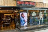 P5mm Boutique de décoration de la publicité de la fenêtre Affichage vidéo LED