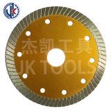 La fabbrica dal diamante della Cina lavora il granito della pietra di taglio della lamierina del Turbo del diamante