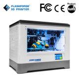 Stampante del sognatore 3D di Flashforge Fdm per i materiali di consumo multipli
