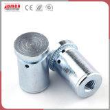 Aluminium extrudé personnalisé tôle d'estampage partie d'usinage
