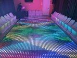 Свадебное программируемые установки P62.5 цифровой портативный светодиодный танцевальном зале