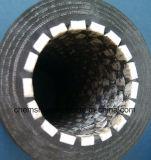 Tubo flessibile di ceramica di gomma flessibile come trasportatore resistente all'uso (formato: 1-12 pollice)