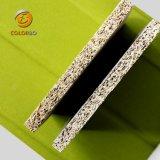 Importation de matériaux de la laine de bois de peuplier Panneaux acoustiques