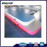 Bouncing mat Prix de l'air gonflable voie salle de gym tapis de salle de gym gonflable