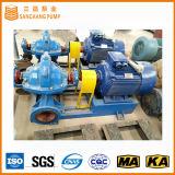 Pompa lungo un asse spaccata di caso/doppia pompa aspirante/pompa ad acqua centrifuga