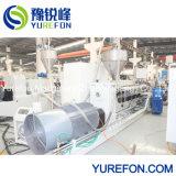 Vis doubles pour l'extrudeuse 110-315mm de PVC Ligne de production de tuyaux en plastique